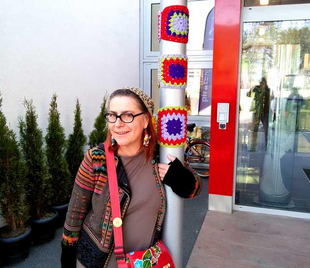 Ulli Fuchs am 'Wien anders'-Konvent